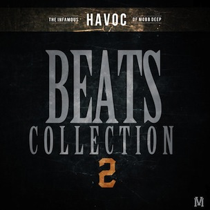 "Havoc ""The Beats Collection 2"" Release Date, Cover Art & Tracklist"