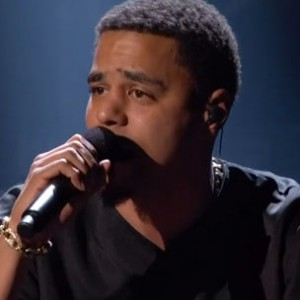 "J. Cole f. Miguel - ""Crooked Smile"" & ""Power Trip"" (Live At The 2013 BET Awards)"
