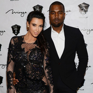 Kanye West & Kim Kardashian Expecting A Girl