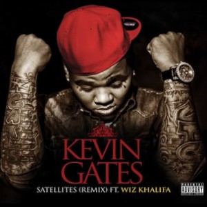 Kevin Gates f. Wiz Khalifa - Satellites Remix