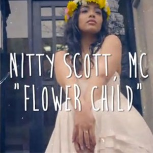 "Nitty Scott, MC f. Kendrick Lamar - ""Flower Child"""