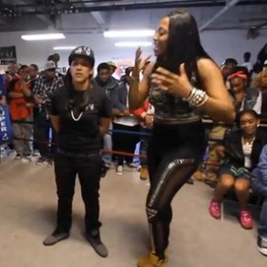 Battle Rap: Queen Of the Ring - Ms. Fit Vs. Ms. Hustle