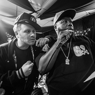 Killer Mike & El-P Credit Run The Jewels Name To LL Cool J Line