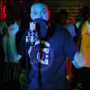 Stevie Stone, MAYDAY! & Krizz Kaliko - TeamBackPack Cypher