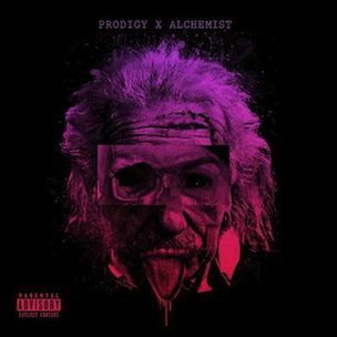 "Prodigy & Alchemist ""Albert Einstein"" Cover Art, Tracklist & Album Stream"