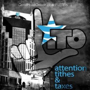 "Starlito ""Attention, Tithes & Taxes"" Cover Art, Tracklist & EP Stream"