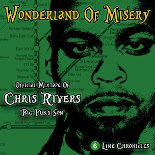 "Chris Rivers ""Wonderland Of Misery"" Tracklist, Download & Mixtape Stream"