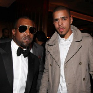 """Kanye West's """"Yeezus"""" Leads J. Cole's """"Born Sinner"""" In First Week Sales Projections"""