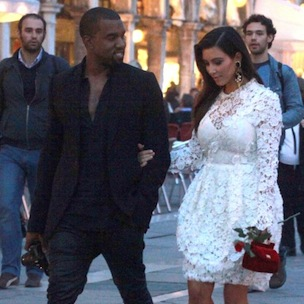 Kanye West & Kim Kardashian's Daughter's Name Reportedly Revealed