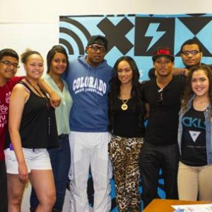 Master P, Romeo & Cymphonique Honor Iowa High School's Achievements