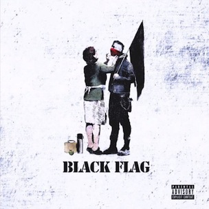 "Machine Gun Kelly ""Black Flag"" Tracklist, Download & Mixtape Stream"