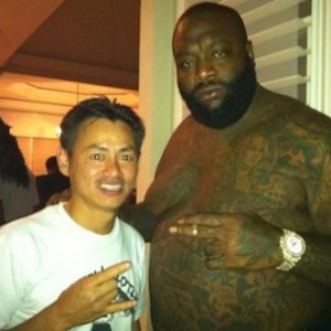 Rick Ross Sued $90,000 By TV Johnny's Jewelry Store For Unpaid Rolex Watches