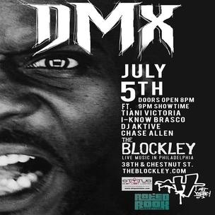 DMX Concert Ticket Giveaway