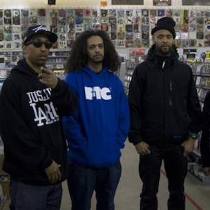 "Souls Of Mischief ""Still Infinity Tour"" Dates"