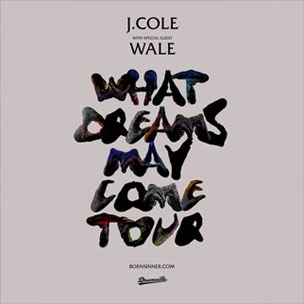 "J. Cole ""What Dreams May Come Tour"" Giveaway"