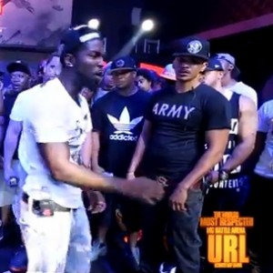 Battle Rap: SMACK/URL - Hollow Da Don Vs. Tsu Surf