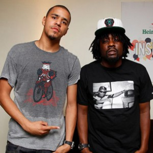 J. Cole & Wale - Winter Schemes