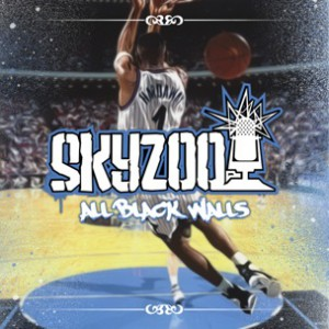 Skyzoo - All Black Walls