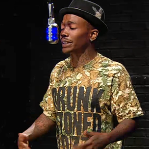 Dizzy Wright - The Backroom Freestyle