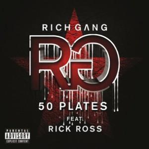 Rick Ross - 50 Plates
