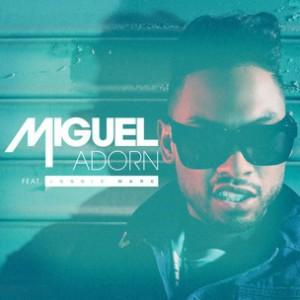 Miguel f. Jessie Ware - Adorn Remix