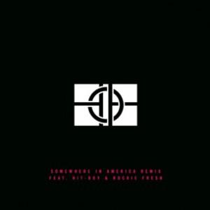 Hit-Boy f. Rockie Fresh - SomewhereInAmerica Remix