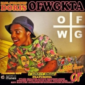 "Earl Sweatshirt ""Earl Part II 'Road To Doris'"" Cover Art, Tracklist, Download & Mixtape Stream"