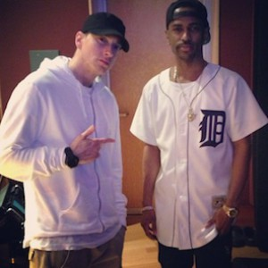 Big Sean Unsure Where Eminem Collaboration Will End Up
