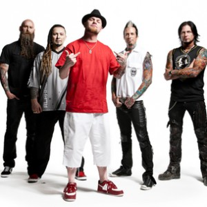 Five Finger Death Punch f. Tech N9ne - Mama Said Knock You Out