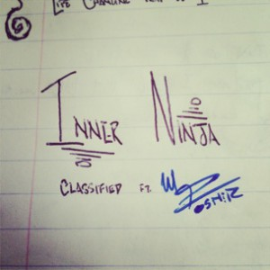 Classified f. Mike Posner - Inner Ninja Remix