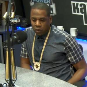 Jay-Z - Breakfast Club Interview Pt. 1