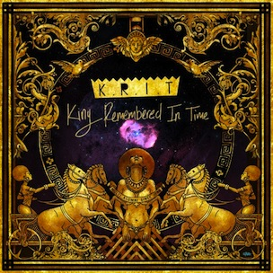"Big K.R.I.T. ""King Remembered In Time"" Stream & Download Link"
