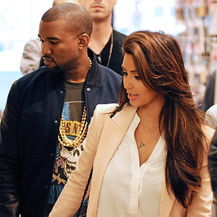 Kanye West & Kim Kardashian Spend Nearly $1 Million On Gold Toilets