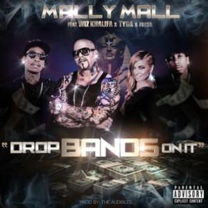 Mally Mall f. Wiz Khalifa, Tyga & Fresh - Bands On It