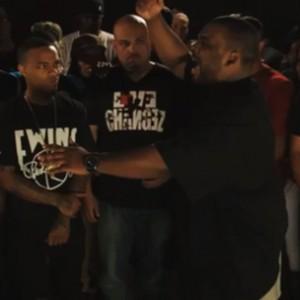 Battle Rap: Smack / URL TV - Ill Will Vs. Danja Zone