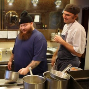 Action Bronson Hints At Cooking Show, Wants To Reunite Nas & Kool G Rap