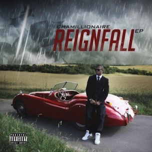"Chamillionaire ""Reignfall"" Release Date, Cover Art & EP Stream"