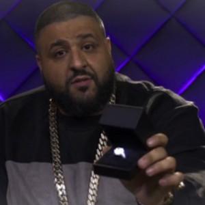 DJ Khaled Proposes To Nicki Minaj With $500,000 Ring