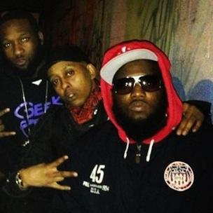 Gillie Da Kid Confirms Deal With Tamba Hali's Label, Working With Mannie Fresh