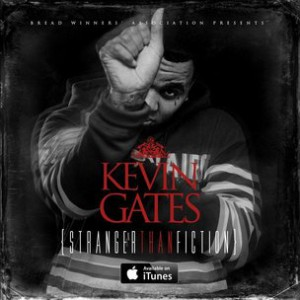 "Kevin Gates ""Stranger Than Fiction"" Cover Art, Tracklist & Album Stream"