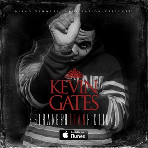 "Kevin Gates ""Stranger Than Fiction"" Cover Art, Tracklist & Album Stream"
