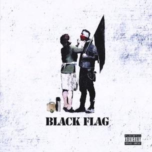 Machine Gun Kelly - Black Flag (Mixtape Review)