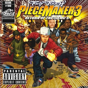 "Tony Touch ""Piece Maker 3"" Release Date, Tracklist & Album Stream"