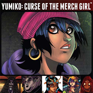 "Murs ""Yumiko: Curse Of The Merch Girl"" Comic Book & Album Release Date"