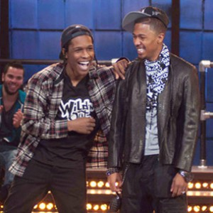 "A$AP Rocky - ""Wild For The Night"" (Live On Wild N Out)"