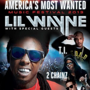Woman Reportedly Injured By Entourage Member On Lil Wayne, 2 Chainz And T.I. Tour