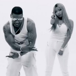 "Nelly f. Pharrell Williams & Nicki Minaj - ""Get Like Me"""