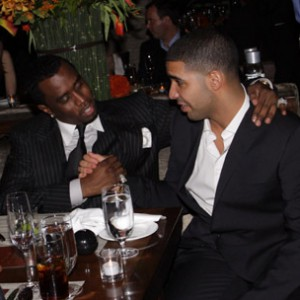 """Drake & Diddy Call Each Other """"Kings"""""""