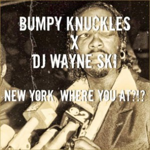 Bumpy Knuckles & DJ Wayne Ski - New York, Where You At?