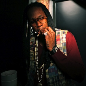2 Chainz' Arrest Confirmed In Tour Bus Drug Bust